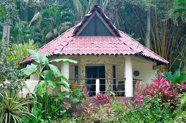 Great accommodations at Ylang Ylang Beach Resort in Montezuma.
