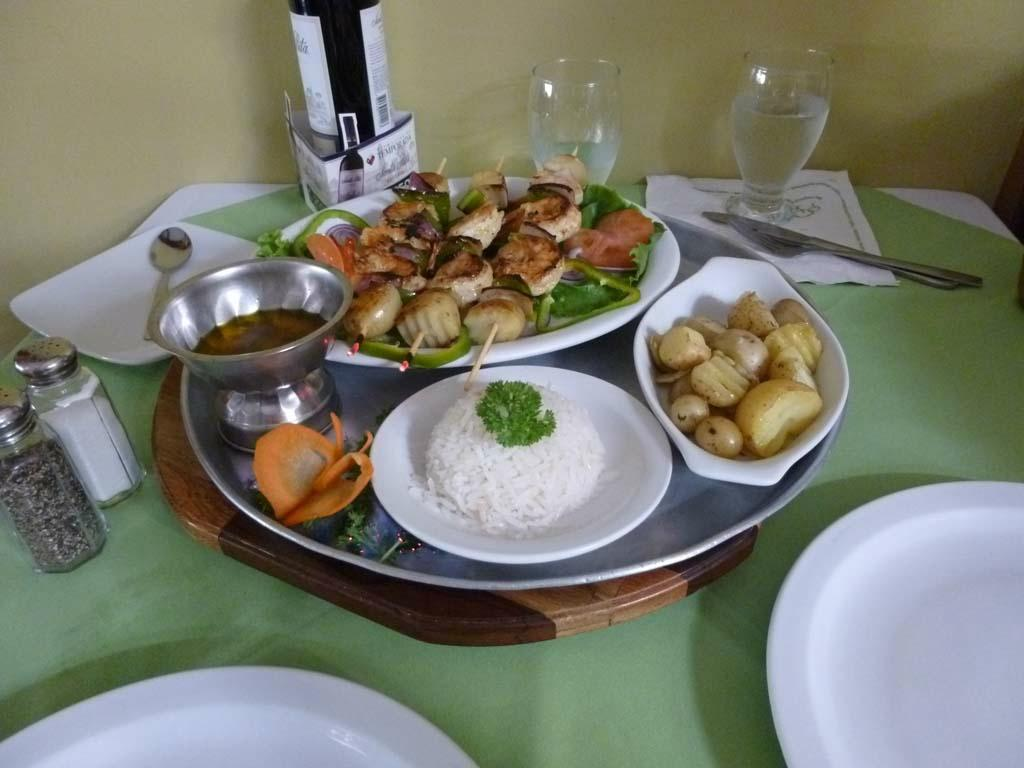 GOOD EATS in La Fortuna: Nene's Restaurant