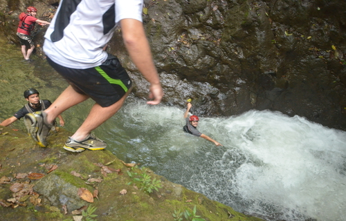 Canyoning was a LIFE CHANGING Experience