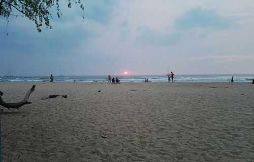The best Costa Rica beach is Playa Samara in Guanacaste.