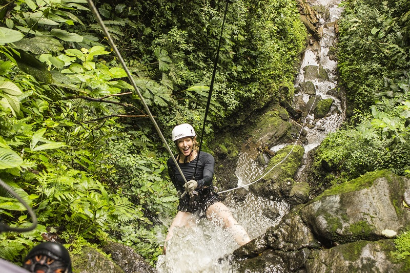 Lost Canyon Adventures Canyoning Costa Rica