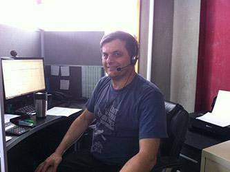 Greg Reeser -  Adventure Specialist