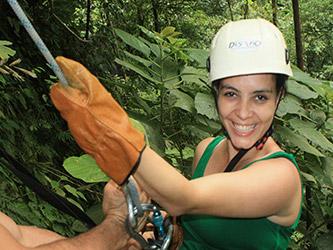 Yency Chavarria -  Adventure Specialist