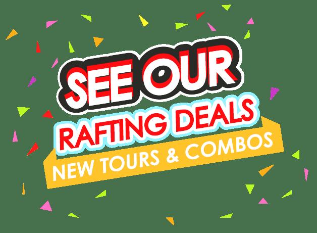 Rafting Deals