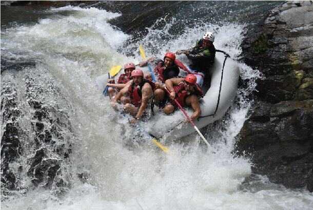 Tenorio River, Costa Rica
