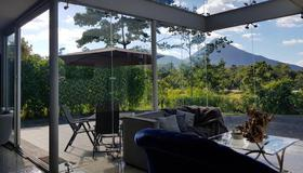 Stay at one of the most beautiful AirBnB rental homes in La Fortuna Arenal.