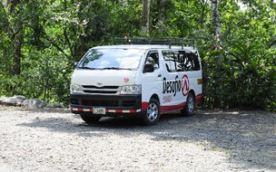 Comfortable transfer service for anywhere in Costa Rica.