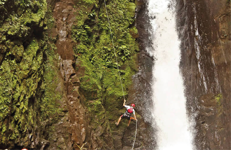 Adrenaline Rappel Gravity Falls