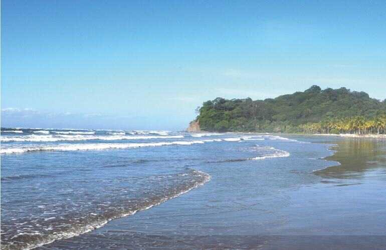 Volcano Jungle Beach