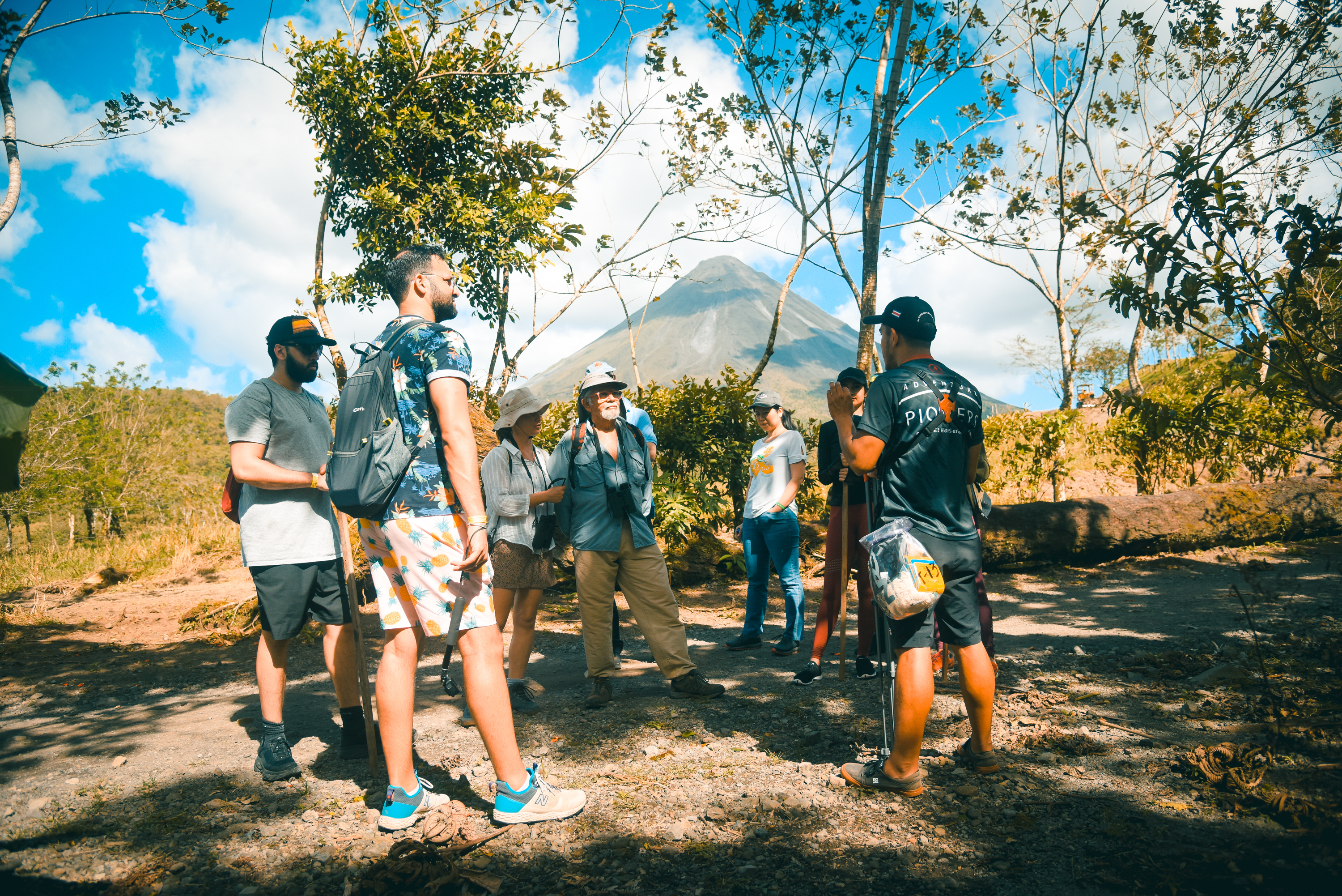 Experience the best sight and knowledge like never before, all with Desafio in La Fortuna, Costa Rica!