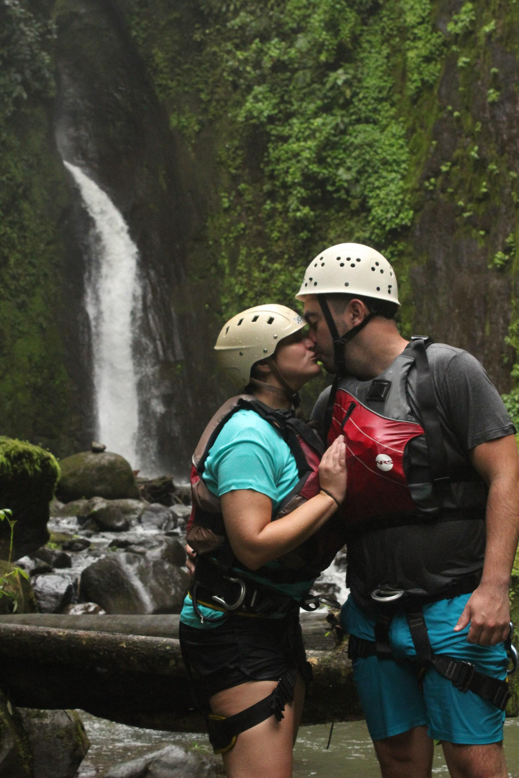 Couples in Costa Rica!