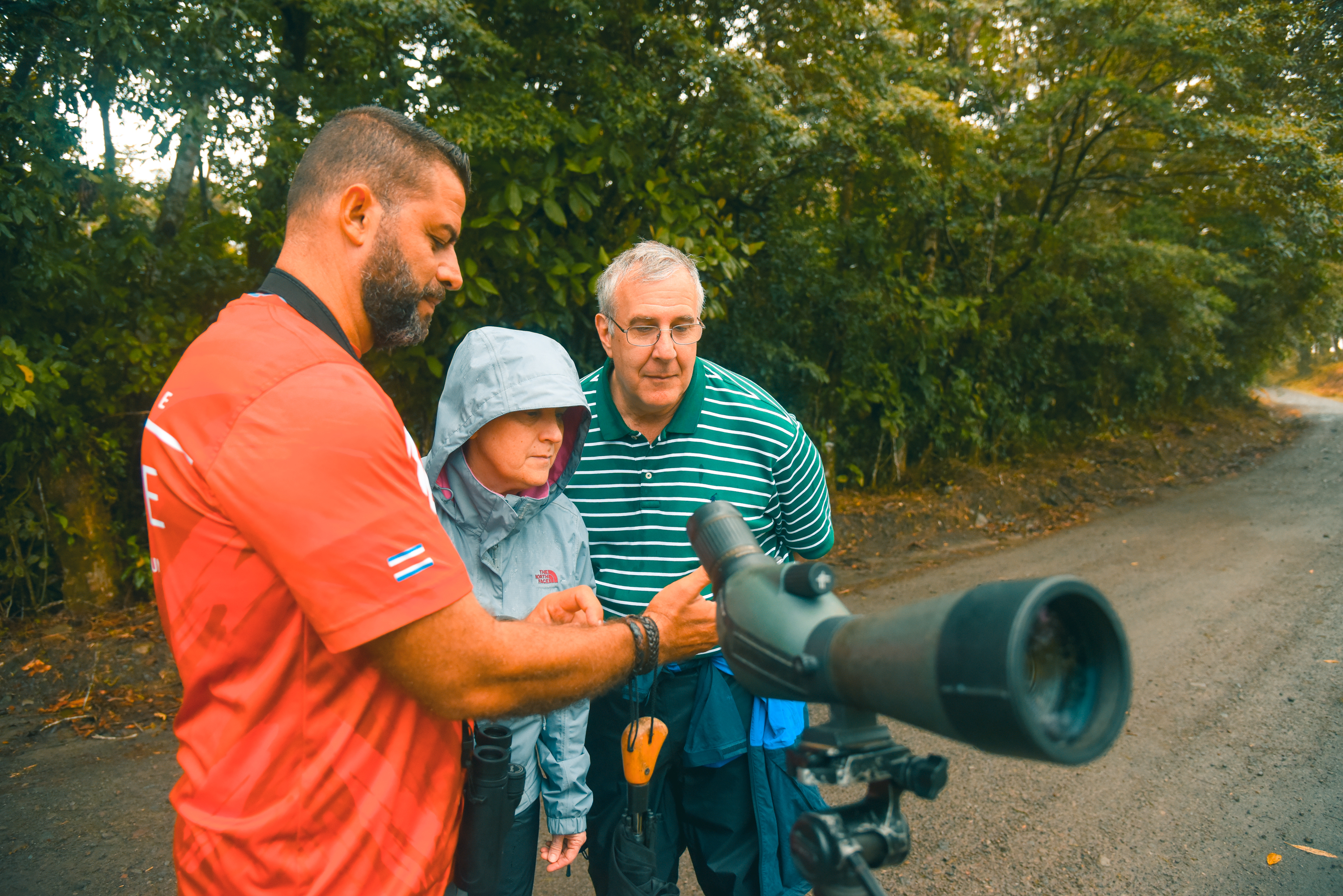 Early morning bird watching and nature tour with our birding experts!