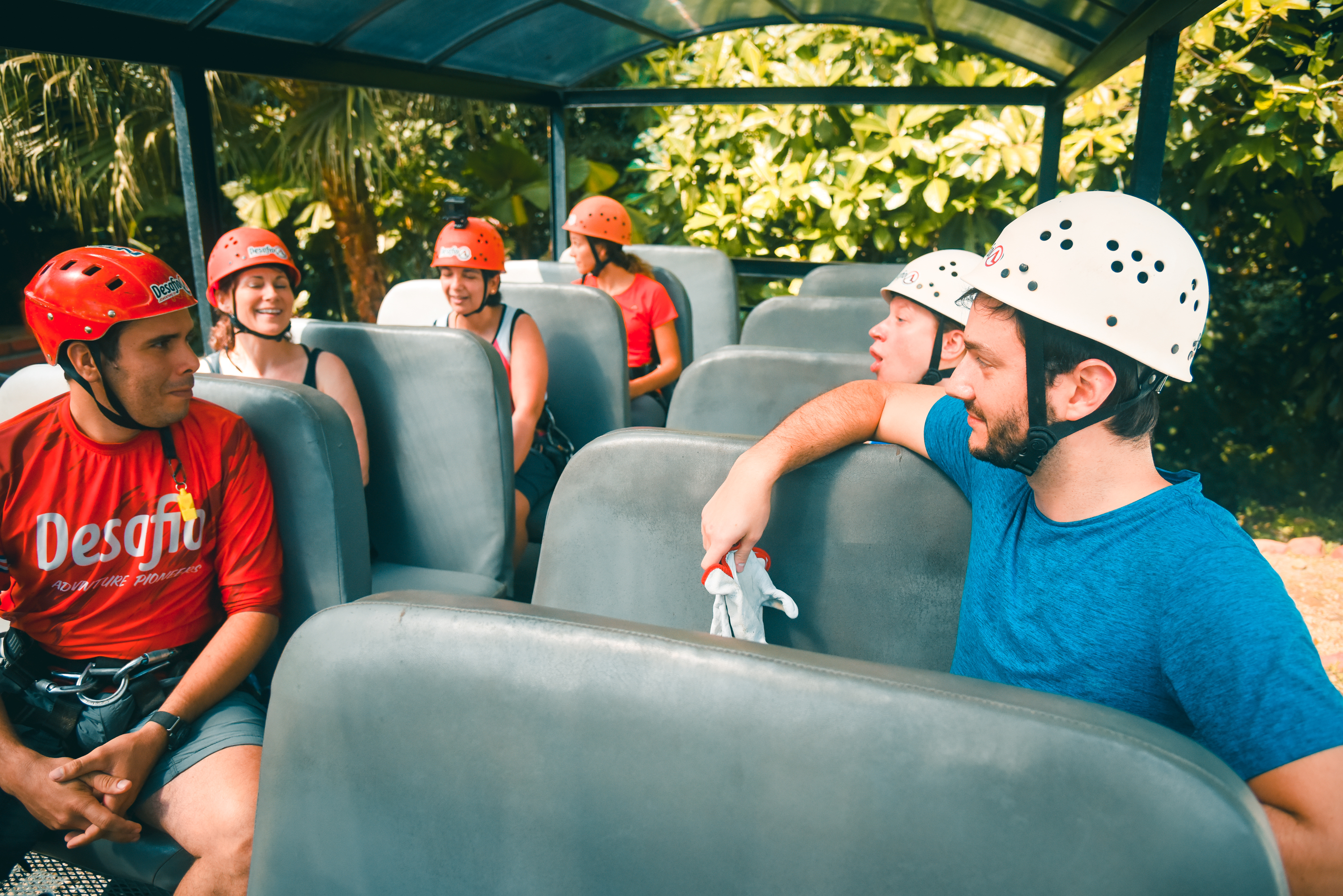 We´ve learned that people will forget what we said, what we did, but never forget how we made them feel in our Lost Canyon Rappel in the epic center of La Fortuna, Costa Rica!