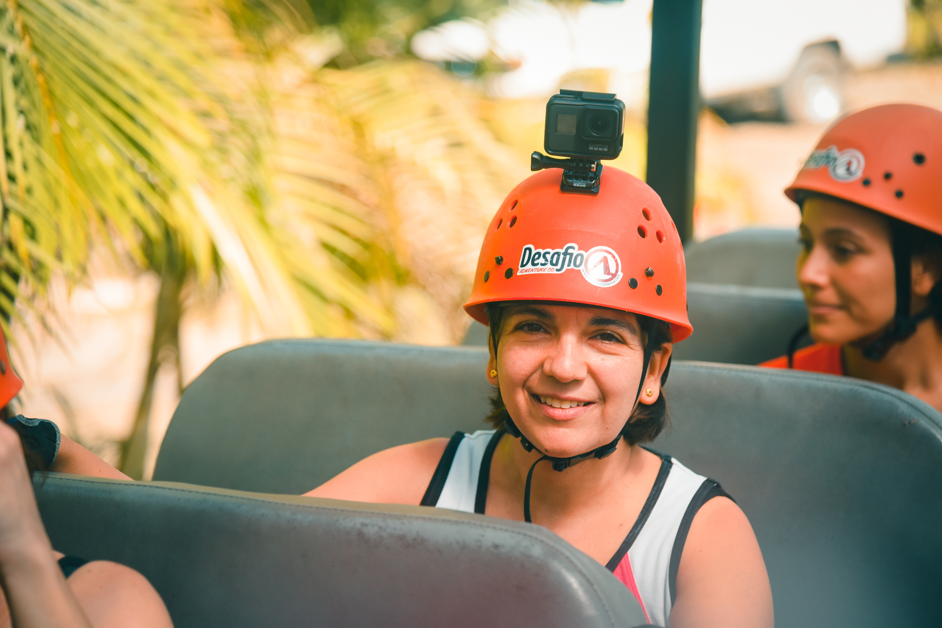 Desafio loves to be the reason someone smiles, your smile means the world to us in La Fortuna Arenal Volcano!