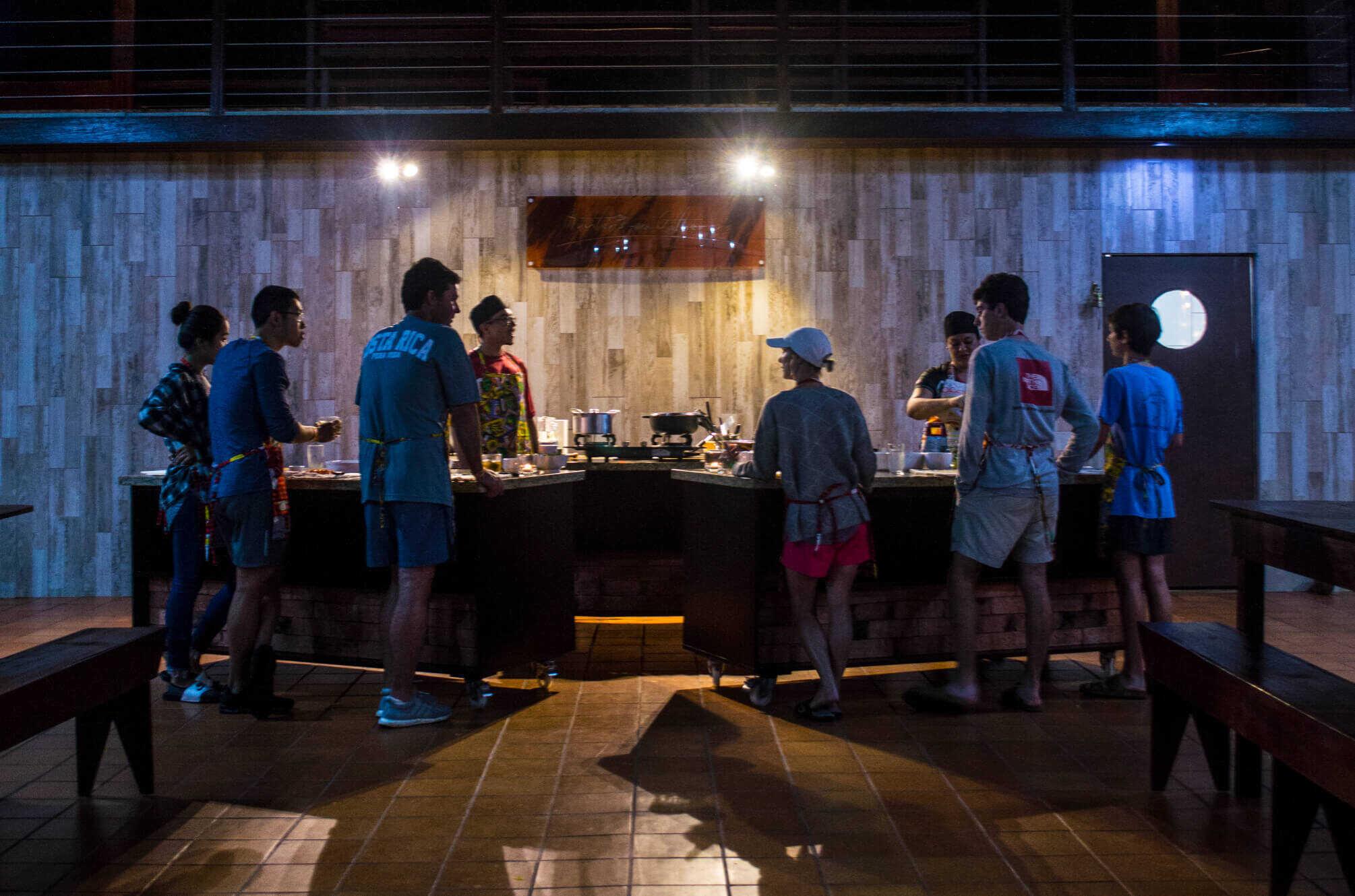 Costa Rica Cooking Class