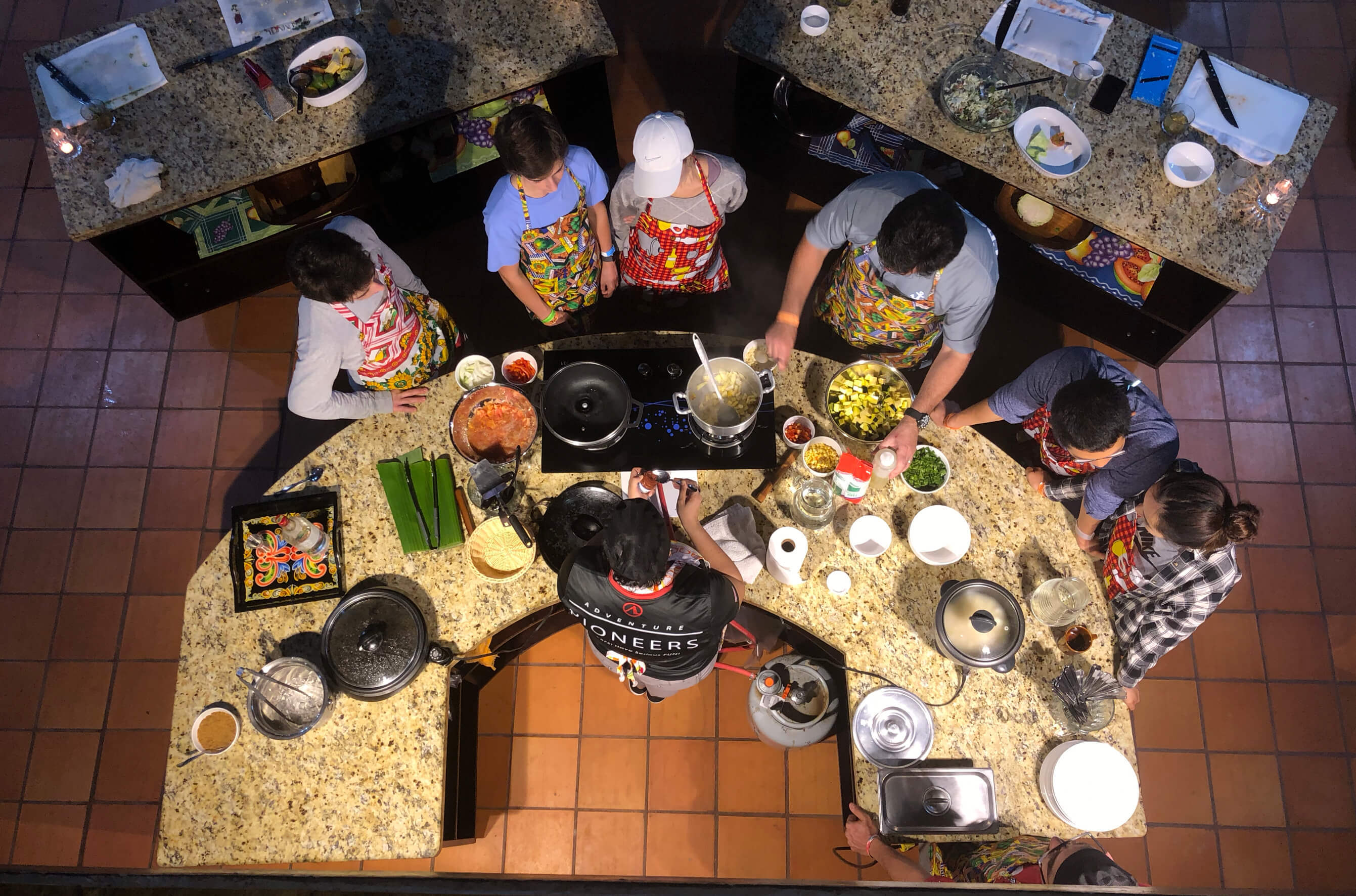 Costa Rica cooking class Desafio Adventure Company