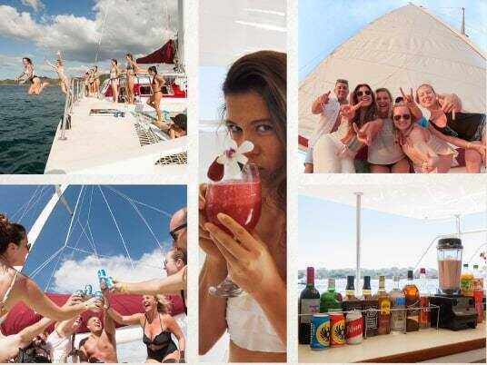 Manuel Antonio Catamaran Boat Tour