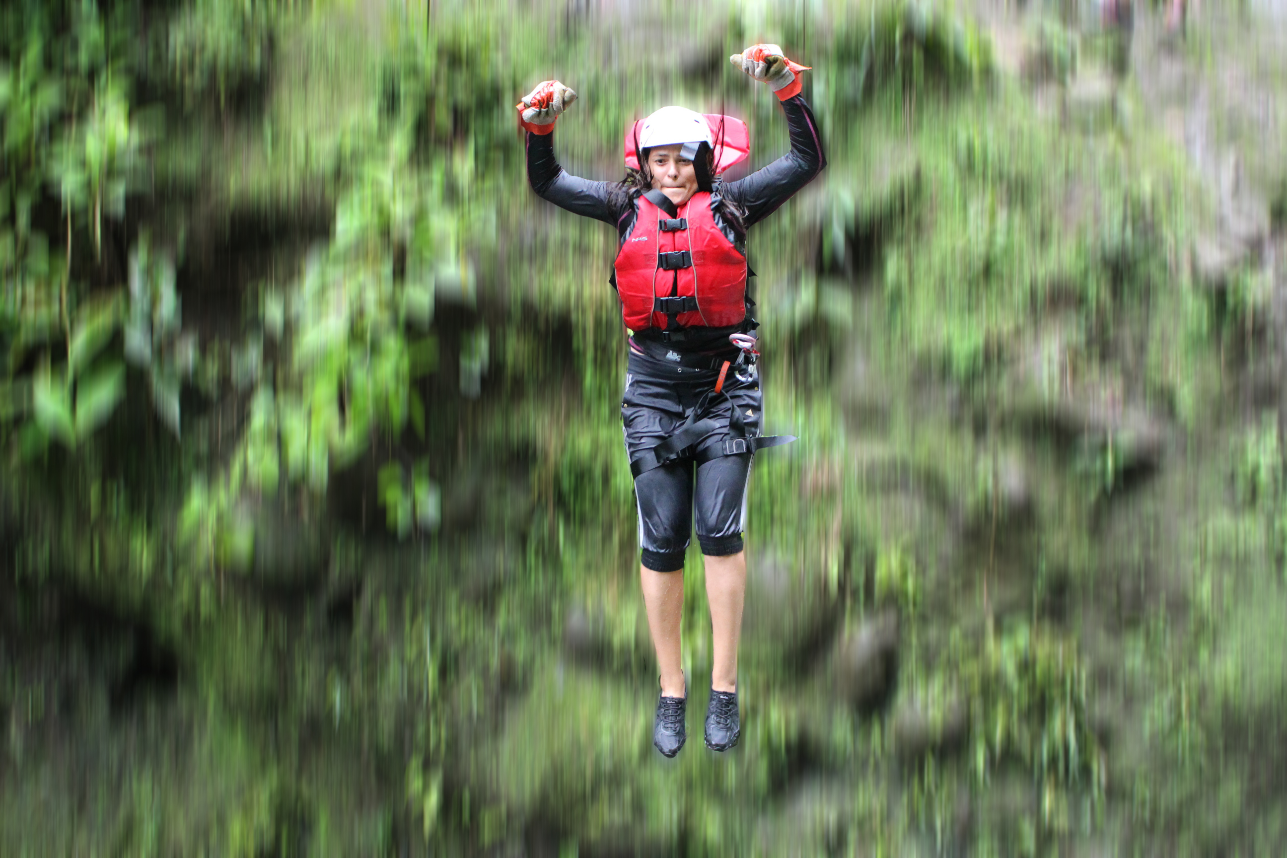 Go over your limits! Gravity Falls Costa Rica!