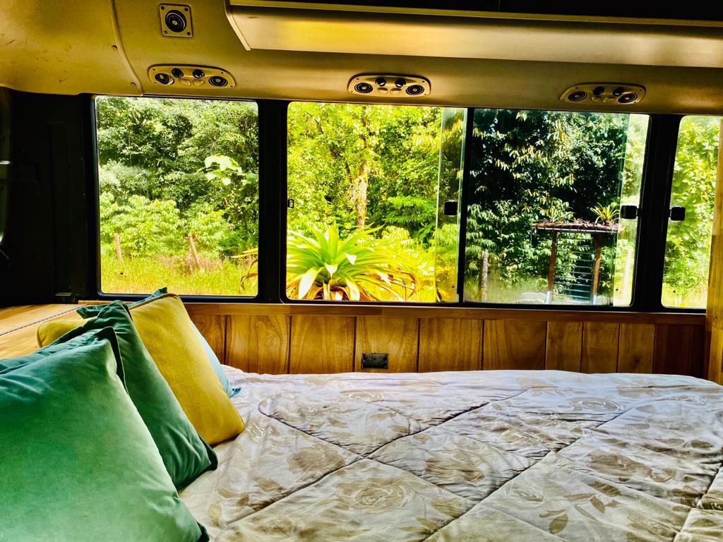 Our camper vans in Costa Rica are an adventure on wheels!