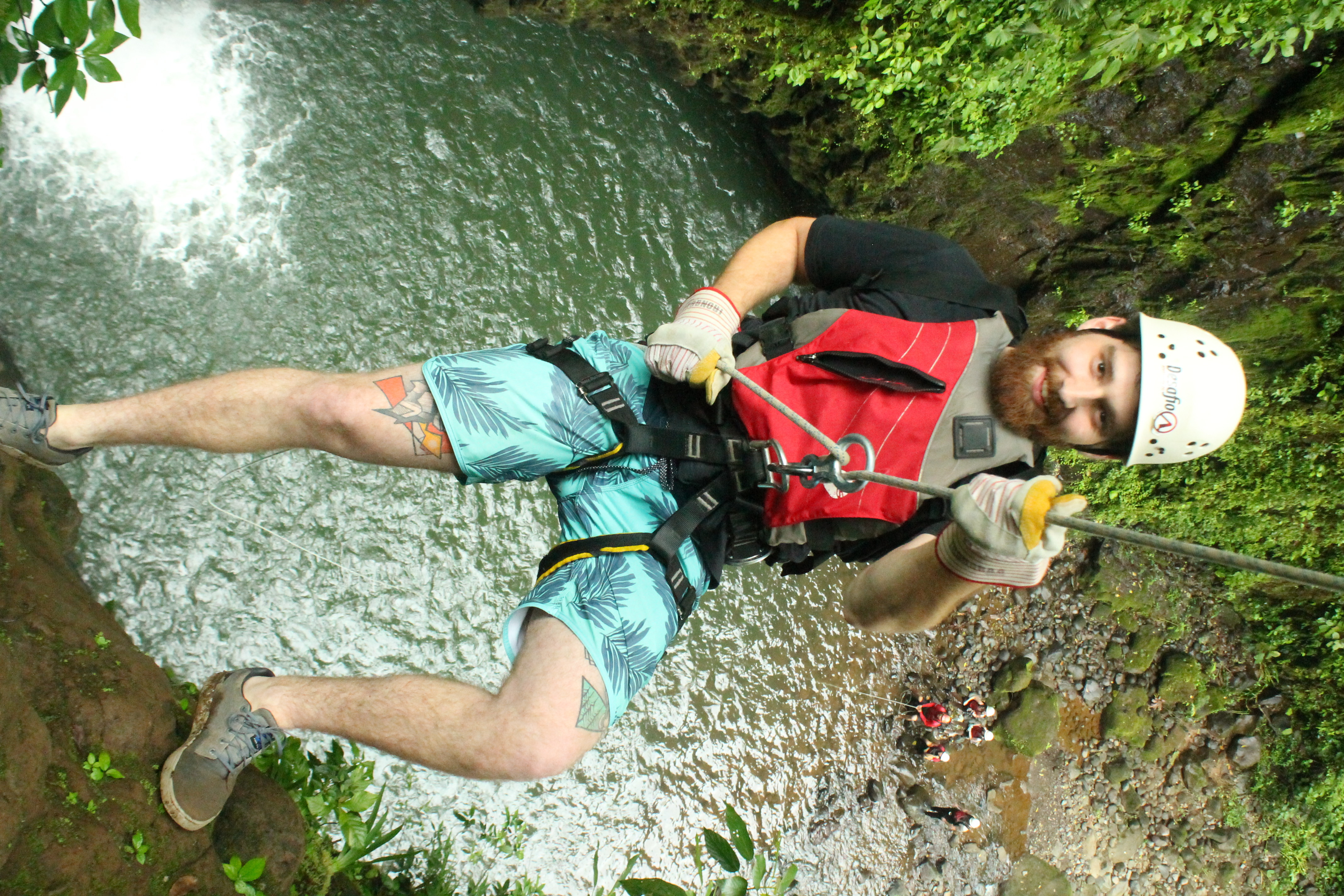 Waterfall! Costa Rica. What to do in Costa Rica