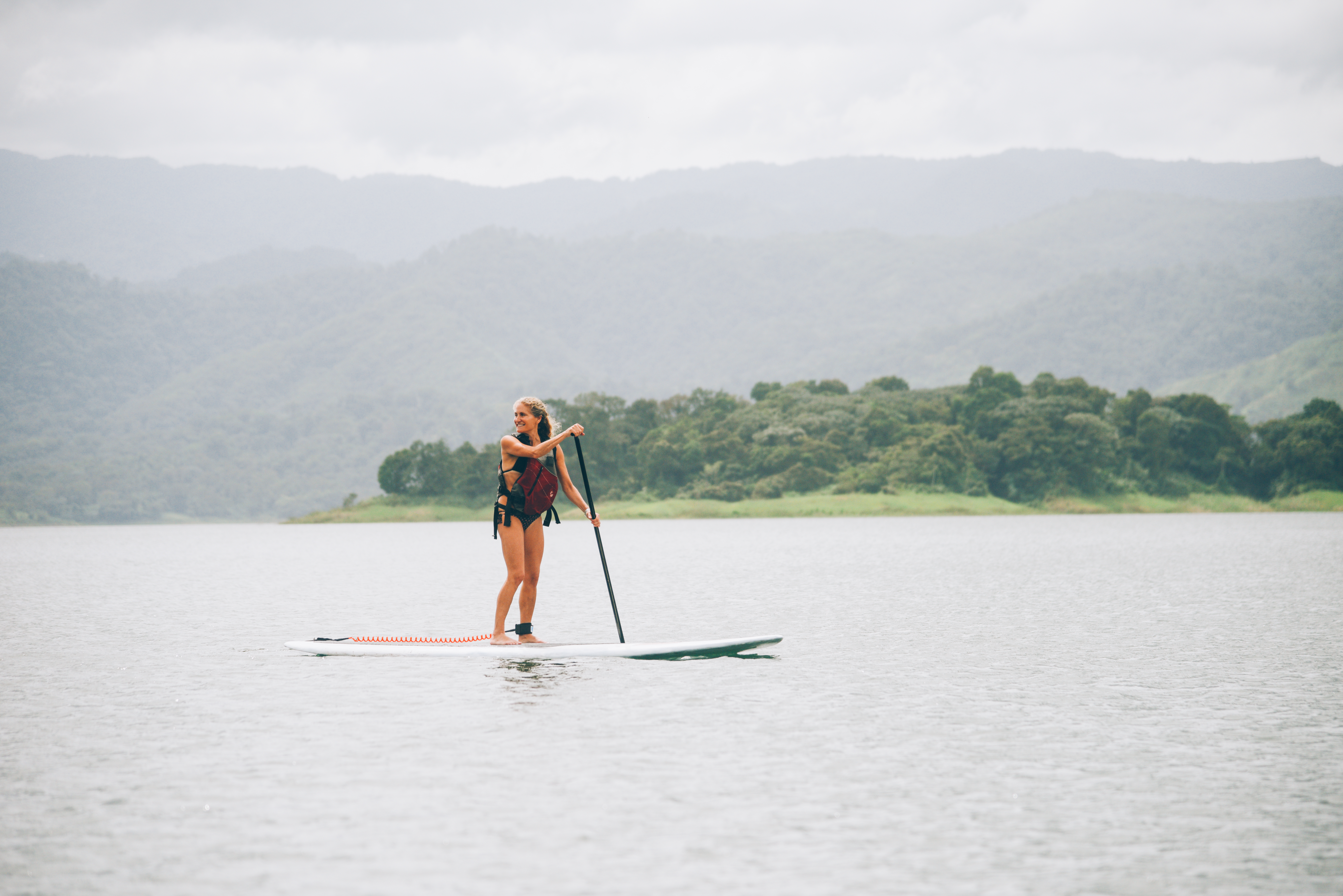 Nature & Wildlife! Stand Up Paddle! Costa Rica.