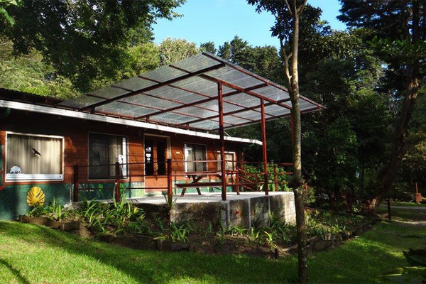 Family Cabins also feature covered picnic areas and are surrounded by gardens and play areas.