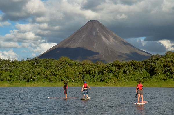 Arenal Volcano the epicenter of the Adventure in Costa Rica