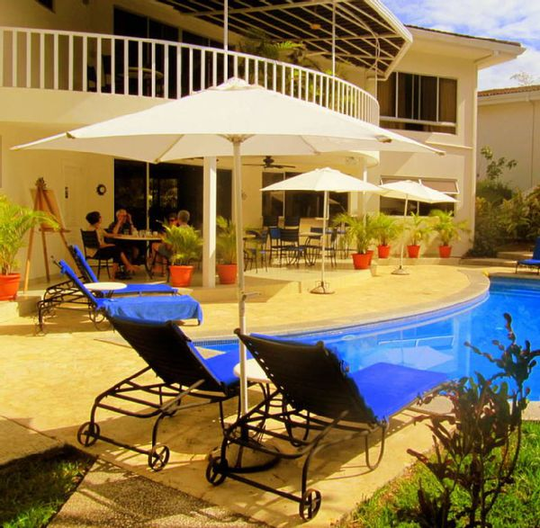 The Hideaway is an exclusive Boutique Hotel,