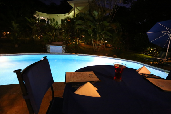 Enjoy the large Swimming pool, and a restaurant with a variety of national and international dishes.