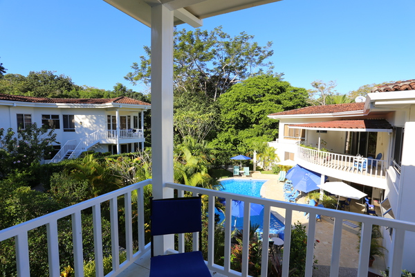 The Hideaway Hotel Playa Samara is a well-maintained standard hotel