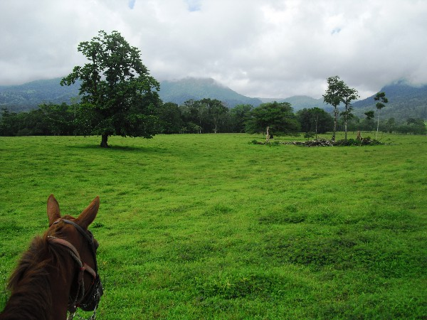 You will see the spectacular Arenal Volcano and dormant Cerro Chato Volcano!