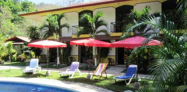 Affordable rooms at Hotel Belvedere in Playa Samara. Desafio can help you plan the best vacation to Costa Rica!