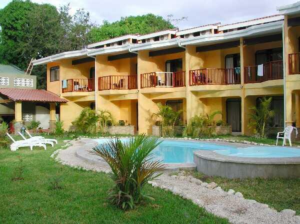 Giada Hotel is the best Playa Samara hotel.