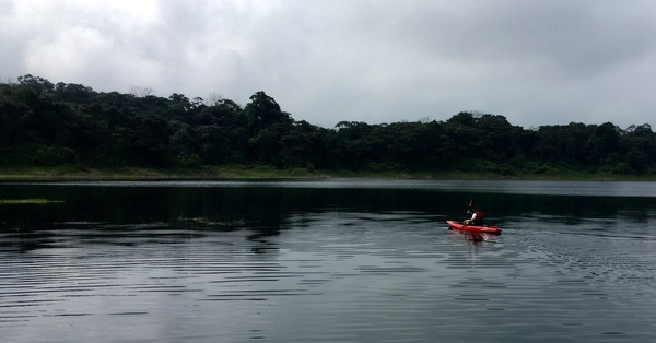 You will love this expedition-style fishing excursion, paddling along the peaceful and picturesque bays of Lake Arenal