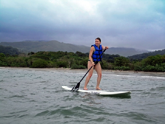 Try the newest and coolest paddle sport in Costa Rica