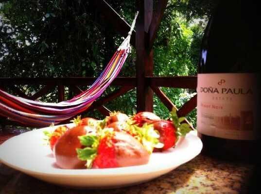 Decadent romance awaits you at Nayara in Arenal, Costa Rica. Desafio can help plan the perfect honeymoon!