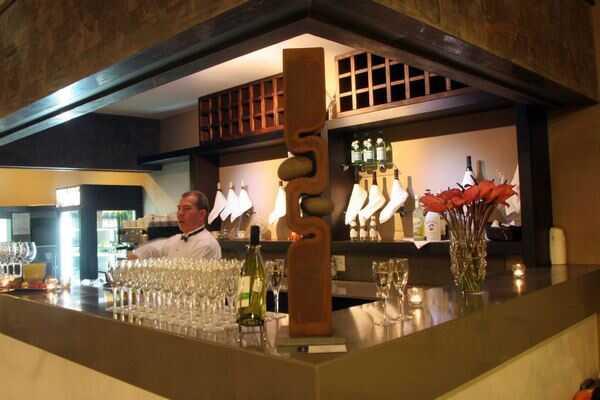 The Studio San Jose Hotel has a delicious and plentiful bar.