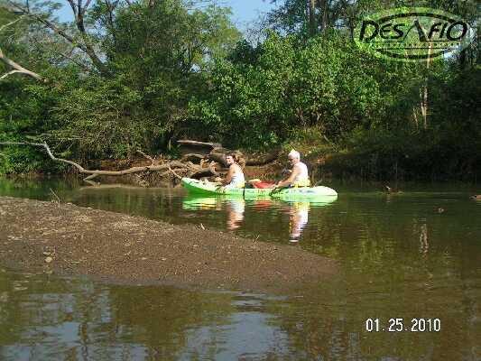 Kayak down the enchanting Ora River!