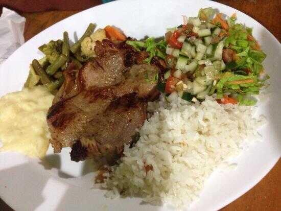 GOOD EATS in La Fortuna: Soda Viquez