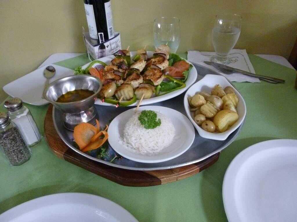 GOOD EATS in La Fortuna: Nene's Restaurant