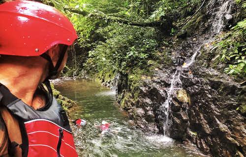 Transformational travel in Costa Rica